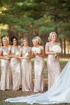 Cheap long gold bridesmaid dresses, Buy Quality gold bridesmaid dresses directly from China dresses for bridesmaids Suppliers: Spring Short Sleeve Long Gold Bridesmaid Dresses Robe Demoiselle D'honneur Sequined Sexy Bridal Party Dress For Bridesmaid Metallic Bridesmaid Dresses, Sparkly Bridesmaids, Bridesmaid Dress Styles, Wedding Bridesmaids, Prom Dresses, Sparkly Dresses, Dress Prom, Braids Maid Dresses, Dresses Uk