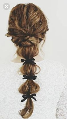17 Voguish Sorority formal hairstyles, half of which are for . - 17 f . 17 Voguish Sorority formal hairstyles, half of which are for . - 17 f . Fringe Hairstyles, Winter Hairstyles, Formal Hairstyles, Weave Hairstyles, Pretty Hairstyles, Hairstyles Videos, Hairstyle With Bow, Simple Hairstyles For Long Hair, Quiff Hairstyles