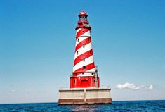 Guest blog post: Discovering lighthouses in the Charlevoix, Michigan area