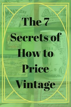 Just because you love a particular piece of clothing doesn't mean it will sell at a value equivalent to your appreciation of it. Garage Sale Organization, Garage Sale Tips, Ebay Selling Tips, Flea Market Booth, Antique Appraisal, Thrift Store Shopping, Things To Know, Things To Sell, Etsy Business