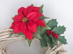 Weihnachtsstern by _ Marianne_, via Flickr