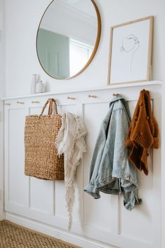 Five Storage Solutions For Small Homes - Jessica Sara Morris Small Entryways, Small Hallways, Home Entrance Decor, House Entrance, Entryway Storage, Small Entryway Decor, Furniture For Small Spaces, Small Hallway Furniture, Home Decor Inspiration