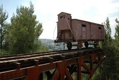 Cattle Car- Memorial to the Deportees - Yad Vashem, world center for Holocaust research, documentation, education and commemoration and dynamic place of intergenerational and international encounter.