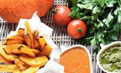 Super-lecker und kalorienarm! Das beste Kürbis-Chips-Rezept der Welt