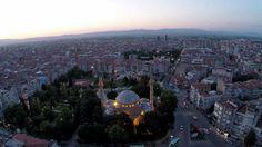 Manisa sultan camii (mesir macunu şenlikleri yapilan alan ) Türkiye