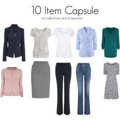 10 Item Capsule
