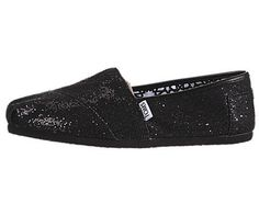 TOMS Women's TOMS GLITTER CLASSICS CASUAL SHOES comfortable canvas shoes brand-toms shoes www.shoestomsoutlets.info