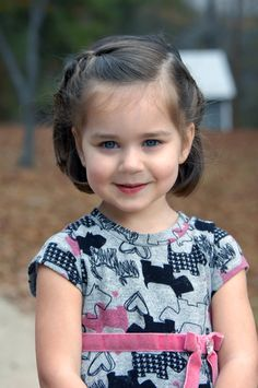 29 Cutest Hairstyles For Little Girls For Every Occasion Little Girl Haircuts Girls Short Haircuts Girl Haircuts