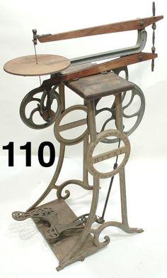 TREADLE SAW. Seneca Mfg. Co. Rival. Seneca Falls, N. Y. Patented June 12, 1877