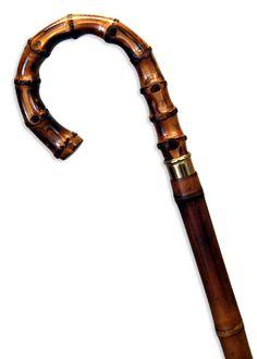 Bamboo… handle cane = LOVE!!!!
