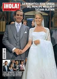 wedding prince nicholas and tatiana blatnik - Buscar con Google