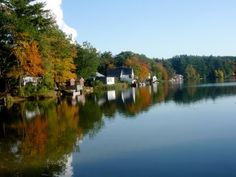 Silver Lake NH! Loved swimming and picnicking there as I grew up...
