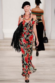 Ralph Lauren Spring 2013 RTW - Review - Fashion Week - Runway, Fashion Shows and Collections - Vogue - Vogue