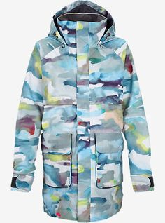 Burton Mirage Jacket | Burton Snowboards Winter 15