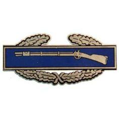 "U.S. Army Combat Infantryman Badge Refrigerator Magnet 3"" . $9.99. This is a new U.S. Army Combat Infantryman Badge Refrigerator Magnet"