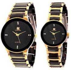 :) :) Cooling Days Shopping :) :) ✔ Analog Watch - For Couple 73% OFF ✔ Starting Range:- 529/- ₹ [FLAT 73% OFF]   Shop Now :- http://fkrt.it/eBIgTNNNNN #Buyonlineshopping #Flipkart #Couple #Watch