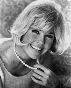 America's sweetheart Doris Day. She has never taken herself too seriously.