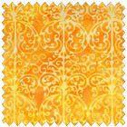Batik  Garden Party Mango by StacksOfStash on Etsy, $8.50