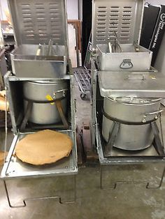 Us Army M 1937 Field Stove Set Includes The Stove Burner