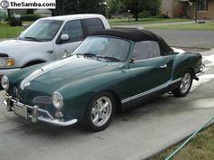1965 VW Karman Ghia
