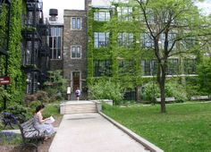 photo: Sottery Hall, Bard College, Office of Development Program