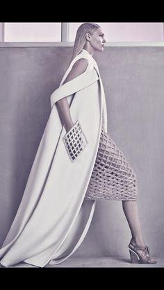 Oddly garbed... #Fashion #LoveIt #FashionTips
