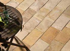 Antique Terra-Cotta Flooring