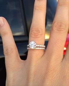 I am size 5 hand and this is a 65 the ring we have chosen is a 4