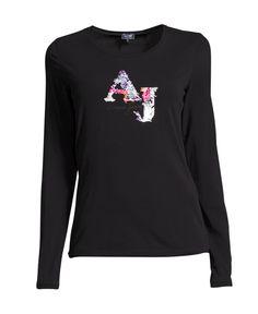 BestSecret – T-shirt à manches longues de Armani Jeans
