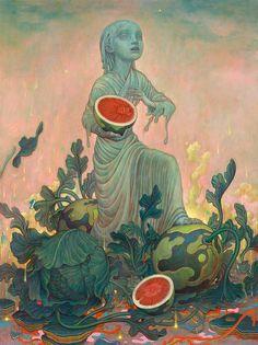 "James Jean ""Taiwanese Surrealist"""