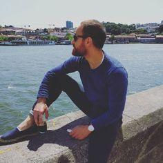 #porto #portugal #danielwellington #douro #vacation by bader.murad