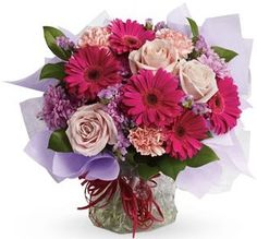 Thinking of your Mum this Mother's Day? Order our 'Thinking of You' bouquet at - http://bit.ly/1Kc0g4j