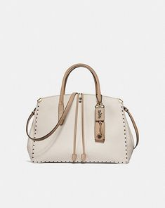 530b7ad53b8a Coach Cooper Carryall in Colorblock With Rivets You Bag