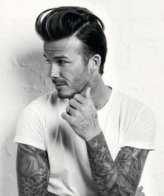 Nice sleeves, and everything else David beckham!
