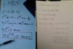 Faltan solamente unas horas para que el año 2016 pase a mejor vida. Por ello, desde Gaussianos quiero desearos una Feliz Navidad y un Feliz Año 2017, esperando que este año que pronto verá la luz sea para vosotros un período de salud y felicidad.      El número que etiqueta a este nuevo año, 2
