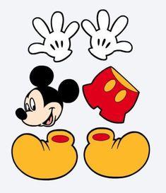 Accesorios de Minnie para Imprimir Gratis. | Minnie
