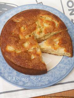 Baking Secrets: Norvegiškas rabarbarų pyragas / Norwegian Rhubarb Cake