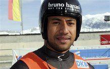 Olimpiadi di Sochi : Nello slittino Semi Banani (by Renato Negro)