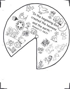 Adam and Eve worksheet for Grades K, 1, and 2. Wonderful