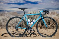 So many blue bikes as of late here on the site, but maybe that's a sign for the bluest of blue Spring skies. In the Eastern Sierra corridor last weekend, we had some pristine weather. Minimal cloud co...