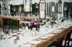 Romantic outdoor wedding ~ Sara Hasstedt Photography