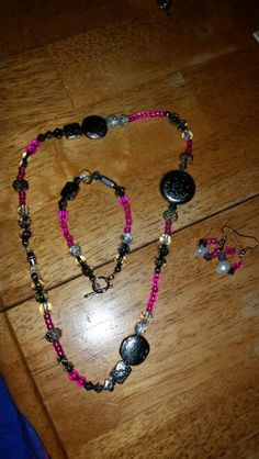 Jewelry  (homemade)
