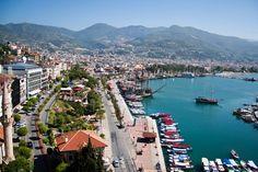 #Turkey #Alanya