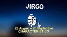 Virgo Horoscope Characteristics