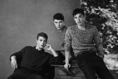 Matthew Holt, Daisuke Ueda & Benjamin Eidem for Zara Man Fall-Winter 2014/2015 (Campaign)