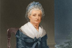 46 First Ladies of the United States of America: Martha Washington