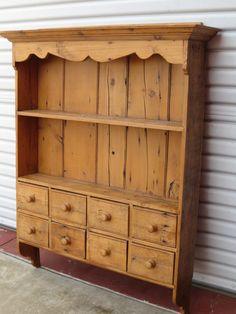 Fancy Country Pine Wall Plate Rack | Идеи для дома | Pinterest ...
