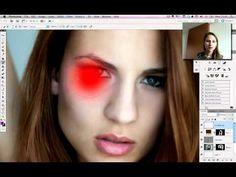 A fun photoshop tutorial---make up