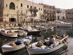 Fishing Boats, Kyrenia, North Cyprus, http://www.cyprusluxurydestinations.com #weddings #weddingplanner #northcyprus  #apartments #villas #travel #honeymoon