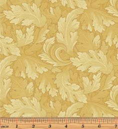 Twirling Leaves Yellow, collection A Mum for A Mum by Jackie Robinson for Benartex Fabrics.  The listing is for 1 yard of fabric. If you order more than 1 yard it will be cut continuously.  PRODUCT DETAILS Collection: A Mum For A Mum Designed by: Jackie Robinson.   PRODUCT SPECS COLLECTION: Benartex fabrics FIBER CONTENT: 100% Cotton PRODUCT MATERIAL: Cotton 42-44 wide  CARE INSTRUCTIONS: Machine wash and dry.  Please be sure to Favorite our Store to receive updates on new arrivals.  Thank…